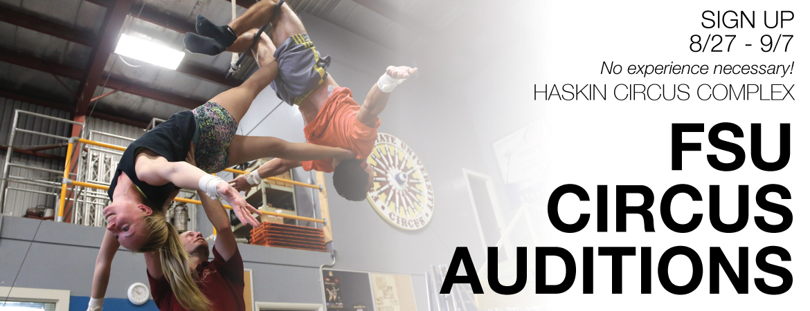 FSU Circus Auditions