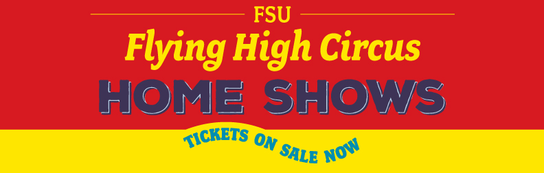 2017 Spring Show Series - tickets on sale now